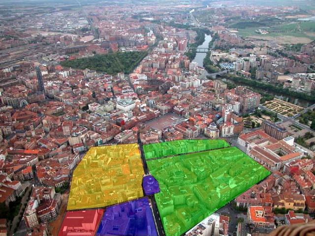 Planes Generales de Ordenación Urbana y SIG en Castilla-León
