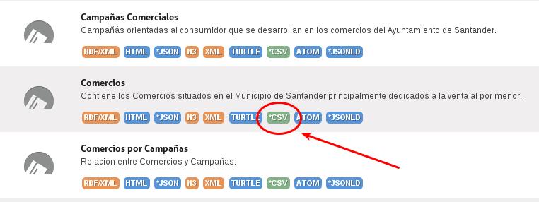 Santander Datos Abiertos