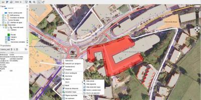 SIG web para la gestión de inventario municipal